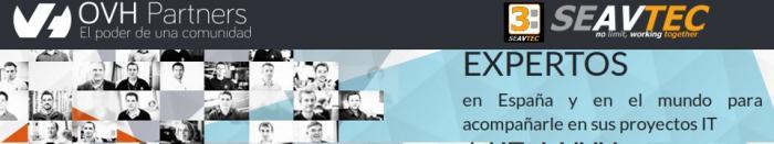 Seavtec Web Partner con OVH